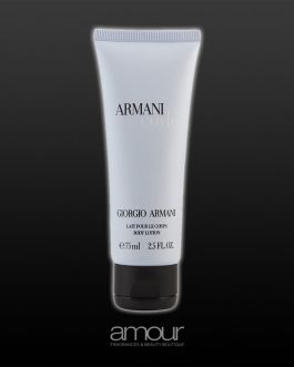 Armani Code Body Lotion by Giorgio Armani EDT