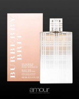 Burberry Burberry Summer Edition for women EDT