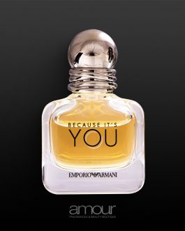 Emporio Armani Because It's You by Giorgio Armani EDP (unboxed)
