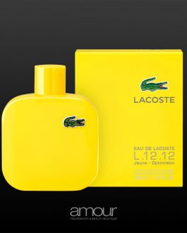 Lacoste Jaune Optimistic