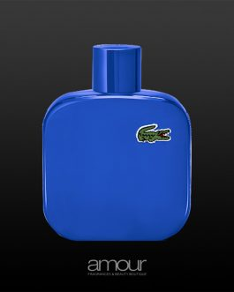 Lacoste L.12.12 Bleu – Powerful