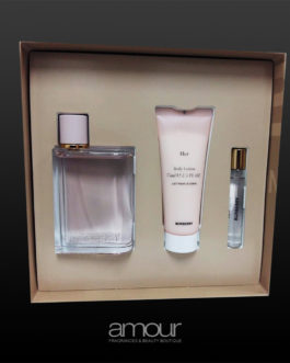 Burberry Her by Burberry EDP 3pcs set