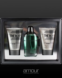 Burberry The Beat by Burberry EDT 3pcs set