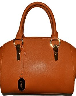 Brangio Italy Dome Shaped Satchel Style